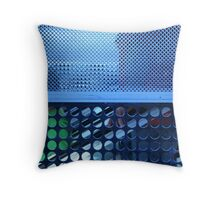 Splitting the Difference 72 Throw Pillow