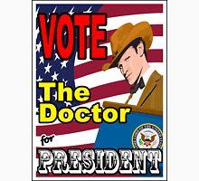 The Doctor For President Unisex T-Shirt