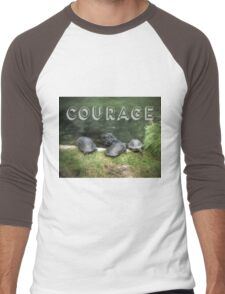 Courage Men's Baseball ¾ T-Shirt
