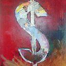 American Dollar by Andy  Housham