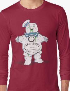 Stay Puft like a mofo Long Sleeve T-Shirt