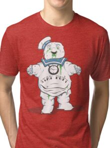 Stay Puft like a mofo Tri-blend T-Shirt