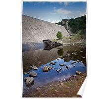 Derwent Dam Poster