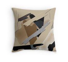 Pieces   5067 Throw Pillow