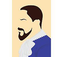 Django Side Profile Photographic Print