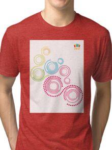 Creative Design for T-shirt Tri-blend T-Shirt