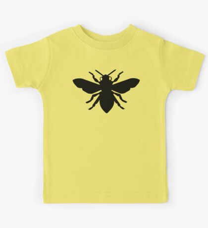 Bee Silhouette Kids Tee