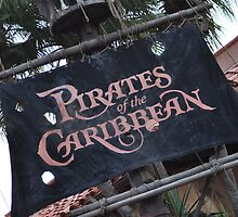 Pirates of the Caribbean by Patrick Lestrange