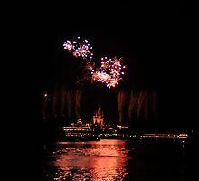 Fireworks by Patrick Tocher