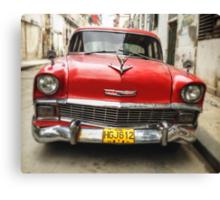 Havana Classic Canvas Print
