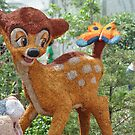 Bambi by Patrick Lestrange
