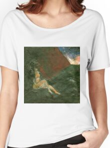 Near Wall I Women's Relaxed Fit T-Shirt