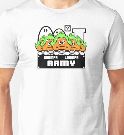 Goompa Loompa Army T-Shirt