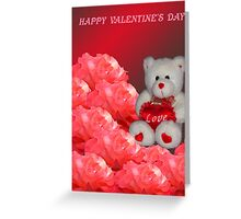 Happy Valentine's Day! Greeting Card