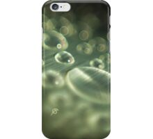 Aluminium drops 2 iPhone Case/Skin