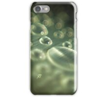 Aluminium drops 2 iPhone Case/Skin
