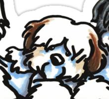 Coton Trio Sticker