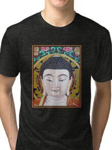 Goddess Tara Tri-blend T-Shirt