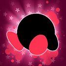 Super Smash Bros. Kirby Silhouette by jewlecho