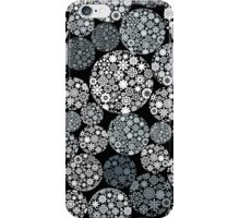 Snow flowers, iPhone Case/Skin