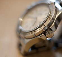 Breitling Watch by Sam Denning