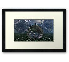 Tempest Sphere Progression version1 Framed Print