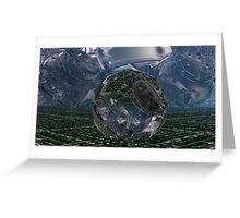 Tempest Sphere Progression version1 Greeting Card