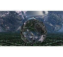 Tempest Sphere Progression version1 Photographic Print