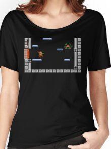 Metroid Man Women's Relaxed Fit T-Shirt