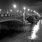 Lambeth Bridge, London by Martin Jones