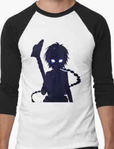 magi aladdin space anime manga shirt Men's Baseball ¾ T-Shirt