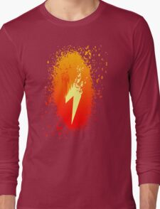 Spitefire's Cutie Mark Spray Paint Long Sleeve T-Shirt
