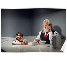 Breakfast with Jerry Poster