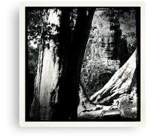 Cambodian Ruins Canvas Print