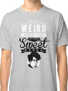 I like Being Weird  Classic T-Shirt