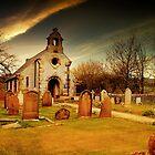 Monsal Church by Martin Jones