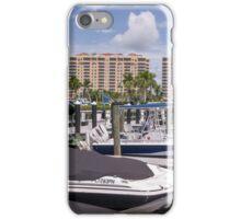 Tarpon Point Marina  iPhone Case/Skin