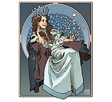 Queen of the Stars Photographic Print
