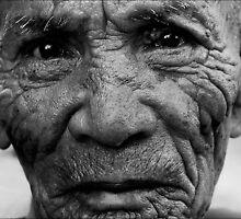 Old Fisherman by Karl Willson