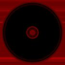 Noisy iCase - Blood Eye by HighDesign
