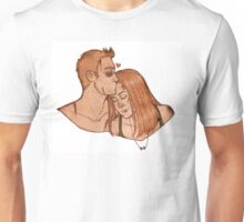 Assassin Smooches Unisex T-Shirt