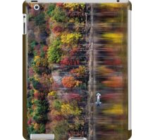 Vanishing Autumn Landscape iPad Case/Skin