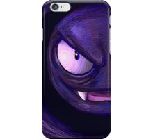 Gastly iPhone case iPhone Case/Skin