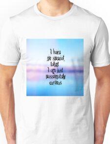 Passionetely curious Unisex T-Shirt