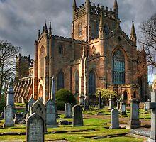 New Abbey Church by Tom Gomez