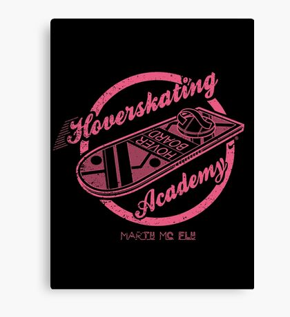 HOVERSKATING ACADEMY Canvas Print