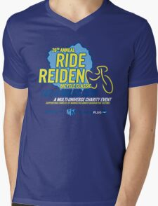 Ride Reiden Mens V-Neck T-Shirt
