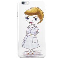 Vintage Gal ~ The Freelancer's Fashion Blog iPhone Case/Skin