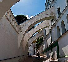 Arch Passage by eddiechui