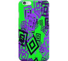 Square Frenzy iPhone Case/Skin
